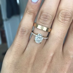 Cartier Jewelry Authentic Love Ring 18k Yellow Gold Poshmark